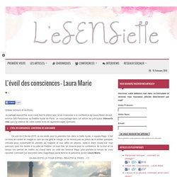L'éveil des consciences – Laura Marie