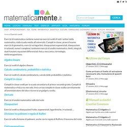 Esercizi svolti Archivi - Matematicamente