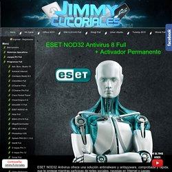 ESET NOD32 v8 - JimmyTutoriales