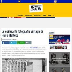 Le esilaranti fotografie vintage di René Maltête