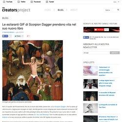 Le esilaranti GIF di Scorpion Dagger prendono vita nel suo nuovo libro