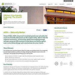 eSIP - StramitUSA SIP Panels