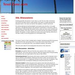 ESL Discussions