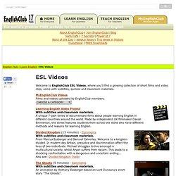 ESL Videos