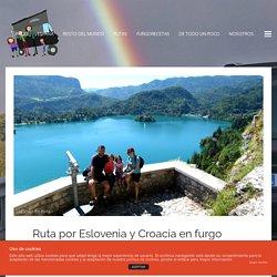 Ruta por Eslovenia y Croacia en furgo - Viajando En Furgo