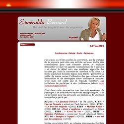VOYANCE - Esméralda Bernard