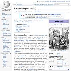 Esmeralda (personnage)