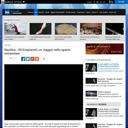 Nautilus - Gli Esopianeti, un viaggio nello spazio extrasolare
