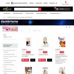 MINI BOUTIQUE : Livres sur les thèmes de l'ésotérisme, le sport, la sexualité, la santé et le bien-être - CrocBook.fr, Librairie Discount