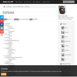 ESP8266 - jpralves.net