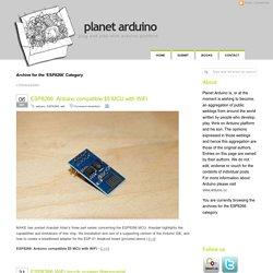 PlanetArduino
