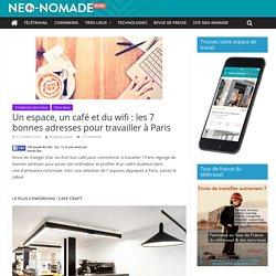 Un espace, un café et du wifi : les 7 bonnes adresses pour travailler à Paris
