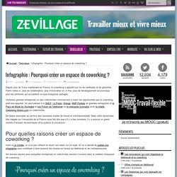 Créer un espace de coworking ? La Cordée - Zevillage.net