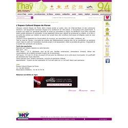 L' Hay Les Roses - L'Espace Culturel Dispan de Floran