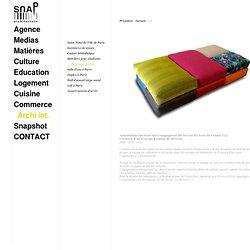 Espace de détente : SNAP Architecture