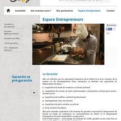 Espace dédié des Entrepreneurs-Artisans du site Siagi
