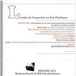 Projet Avan - Académie Nice