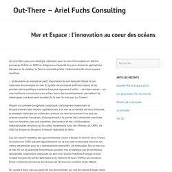 Mer et Espace : l'innovation au coeur des océans