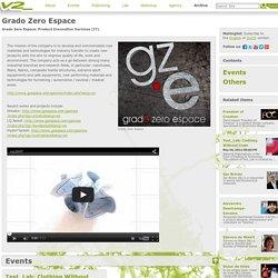 Grado Zero Espace — V2_Institute for the Unstable Media
