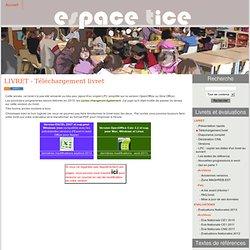 espace tice - LIVRET
