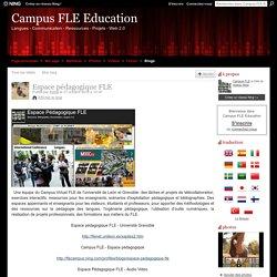 Espace pédagogique FLE: Quelle place pour les TICe en classe de FLE ?