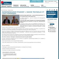 Espace presse - Savoie Technolac