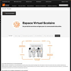 Espace Virtuel Scolaire