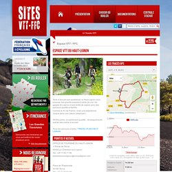 Espace VTT du Haut-Lignon - Sites VTT