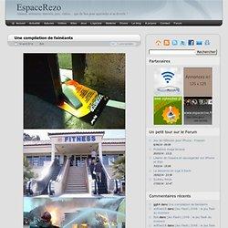 Actualité - Espacerezo's Blog