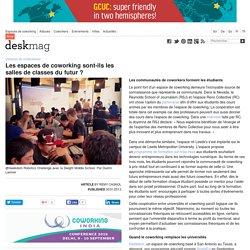 AB 2 - Les espaces de coworking sont-ils les salles de classes du futur