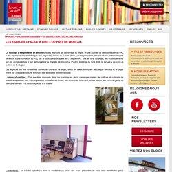 Les espaces «Facile à lire» du Pays de Morlaix