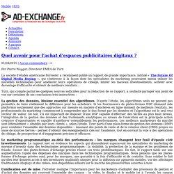 Quel avenir pour l'achat d'espaces publicitaires digitaux?-%post_id%