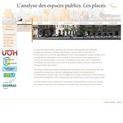 L'analyse des espaces publics