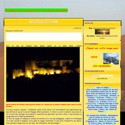 Espagne Andalousie - Blog alain26 Voyages en camping car
