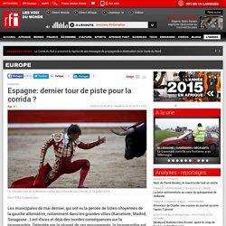 Espagne: dernier tour de piste pour la corrida ? - Europe