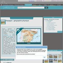Espagne : géographie physique