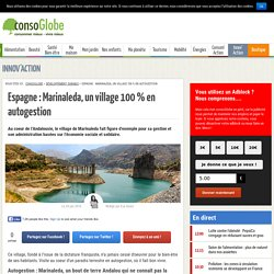 Espagne : Marinaleda, un village 100% en autogestion