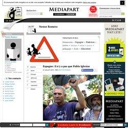 Espagne: il n'y a pas que Pablo Iglesias