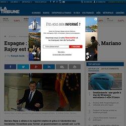 Espagne : la crise politique est terminée, Mariano Rajoy est réélu