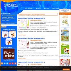 Jeux éducatifs pour apprendre l'espagnol