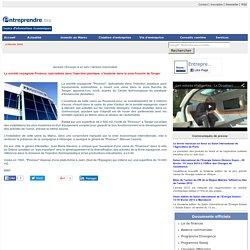 La société espagnole Proinsur, spécialisée dans l'injection plastique, s'implante dans la zone franche de Tanger