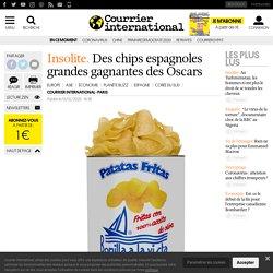 Des chips espagnoles grandes gagnantes des Oscars