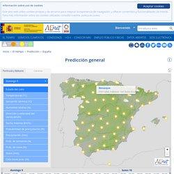 España - Hoy - Mapa Sign. 12-24 h.