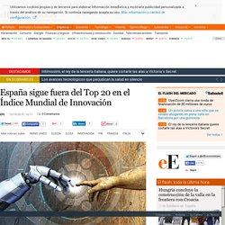 España sigue fuera del Top 20 en el Índice Mundial de Innovación