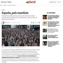 España, país machista