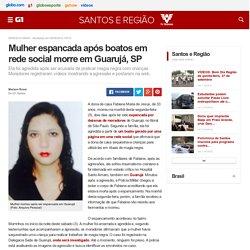 Mulher espancada após boatos em rede social morre em Guarujá, SP - notícias em Santos e Região