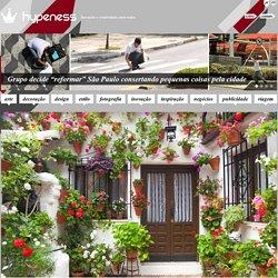 Cidade espanhola lança competição de vasos nas janelas e deixa toda a cidade florida