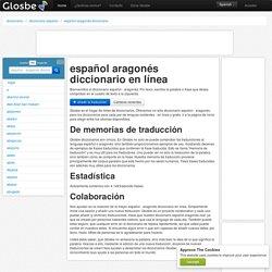 Castellano-Aragonés diccionario, Glosbe