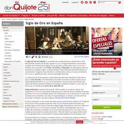 El Siglo de Oro Español – Historia de España