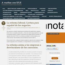 Español de los Negocios/Business Spanish